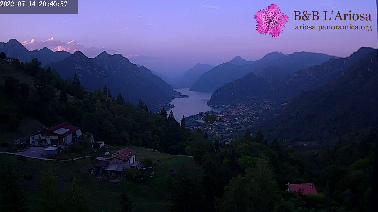 Treviso Bresciano (730 m) - Brescia